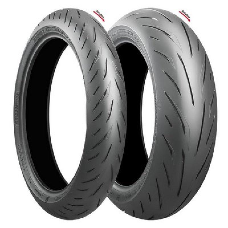 Bridgestone S22 Reifen Set