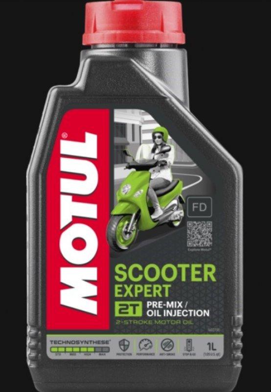 Scooter Expert 2T Motul
