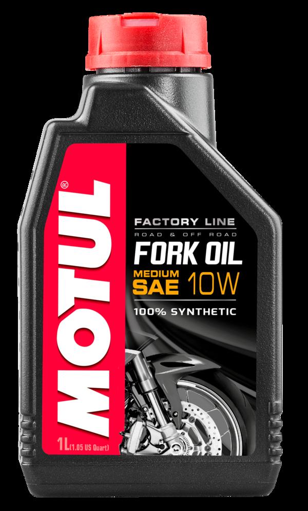 Motul FORK OIL FACTORY LINE MEDIUM 10W 1L