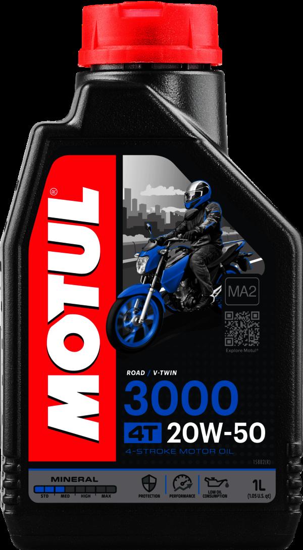Motul 3000 20W-50 4T 1L