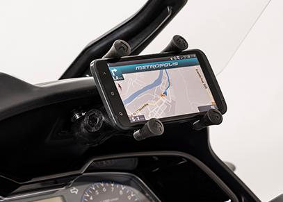 Peugeot Smartphone Halterung für Metropolis