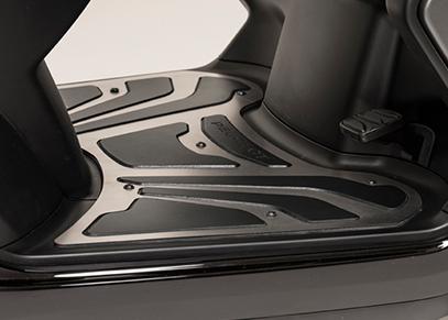 Peugeot Bodenblech aus Aluminium