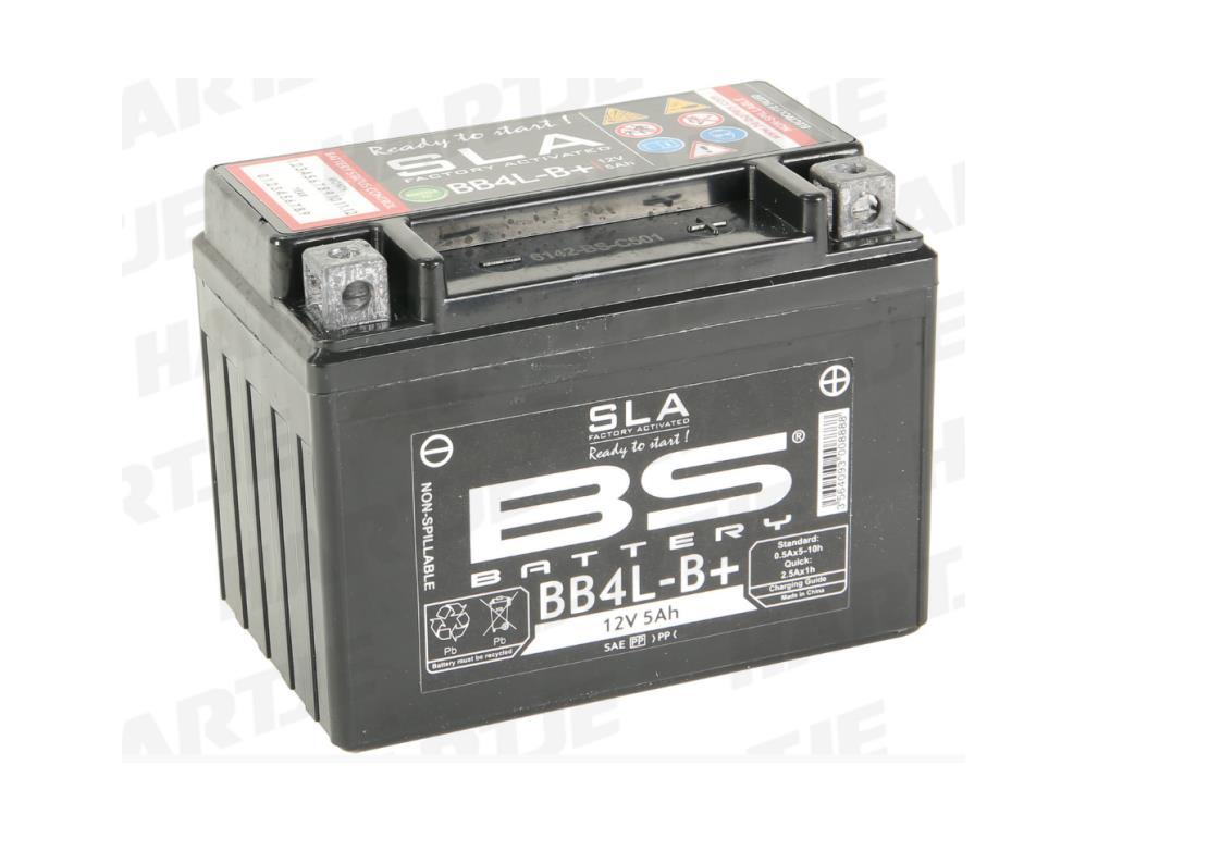 Batterie BB4L-B+ 5AH BS SLA